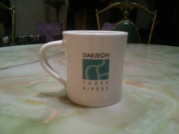 daejeon mug cup english