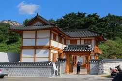 Model house at the Hanok Village