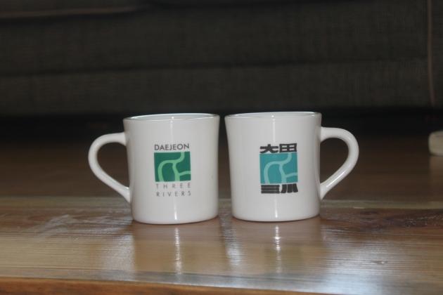 Daejeon mug cup 2014