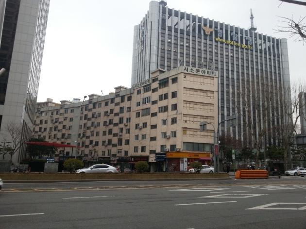 서소문아파트 soseomun apartments 1