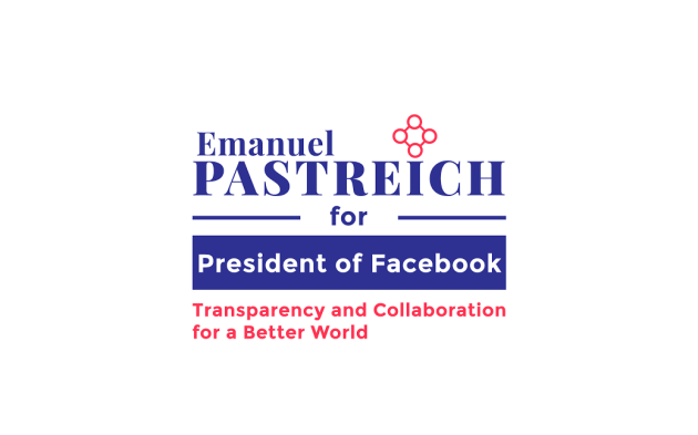 pastreich for president of facebook