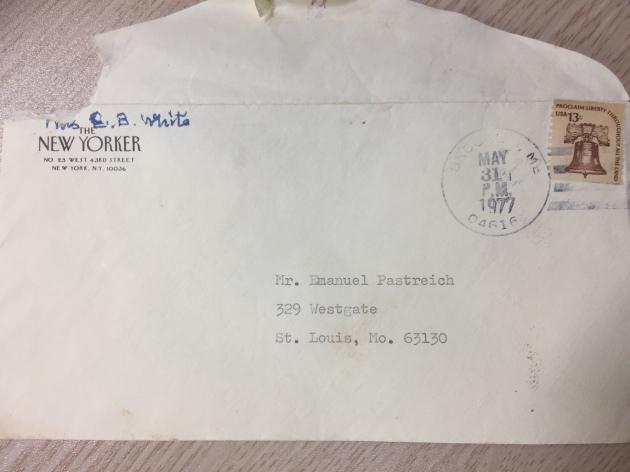 ebwhite envelope